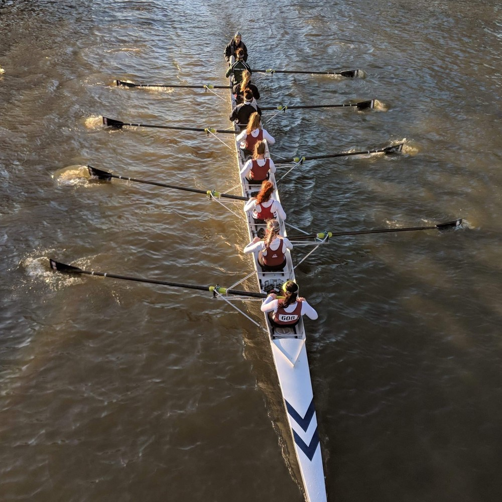 Learn to cox at the University of Kent Rowing Club